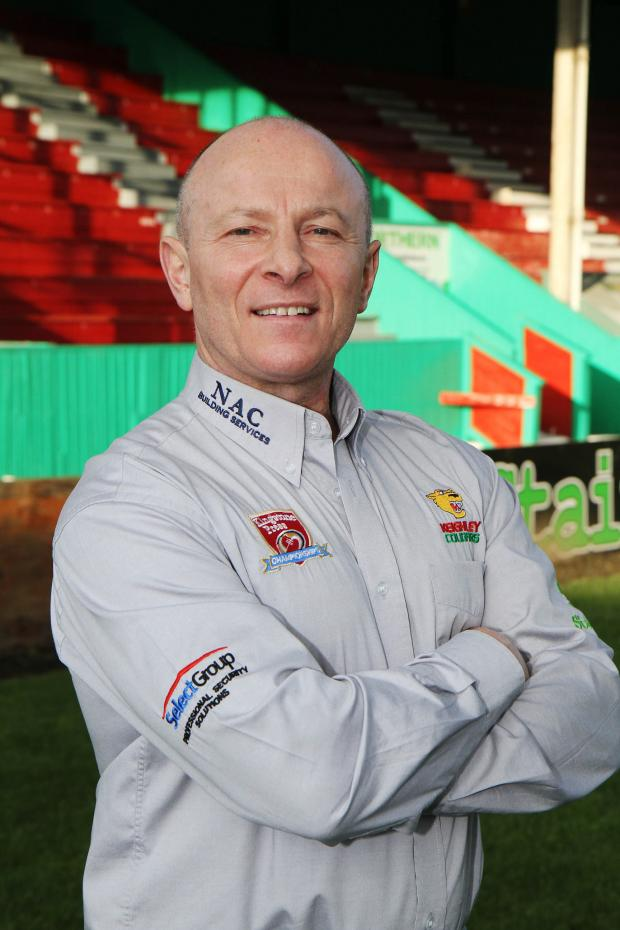 Keighley News: Gary Fawcett says opportunity knocks for Cougars after clubs voted in favour of automatic promotion and relegation to and from Super League
