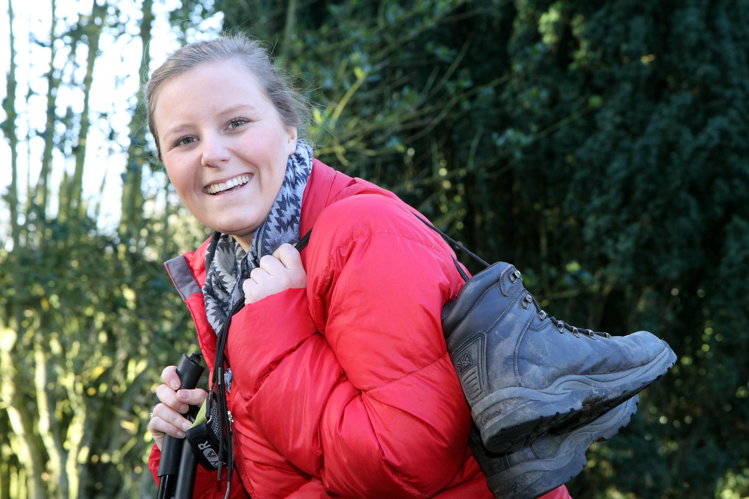Manorlands fundraiser, Hayley Ibbotson, is appealing for more people to sign up to the Nepal trek in aid of Manorlands