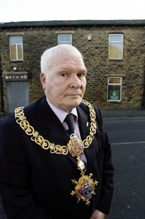 Former Keighley mayor was 'man of the people'