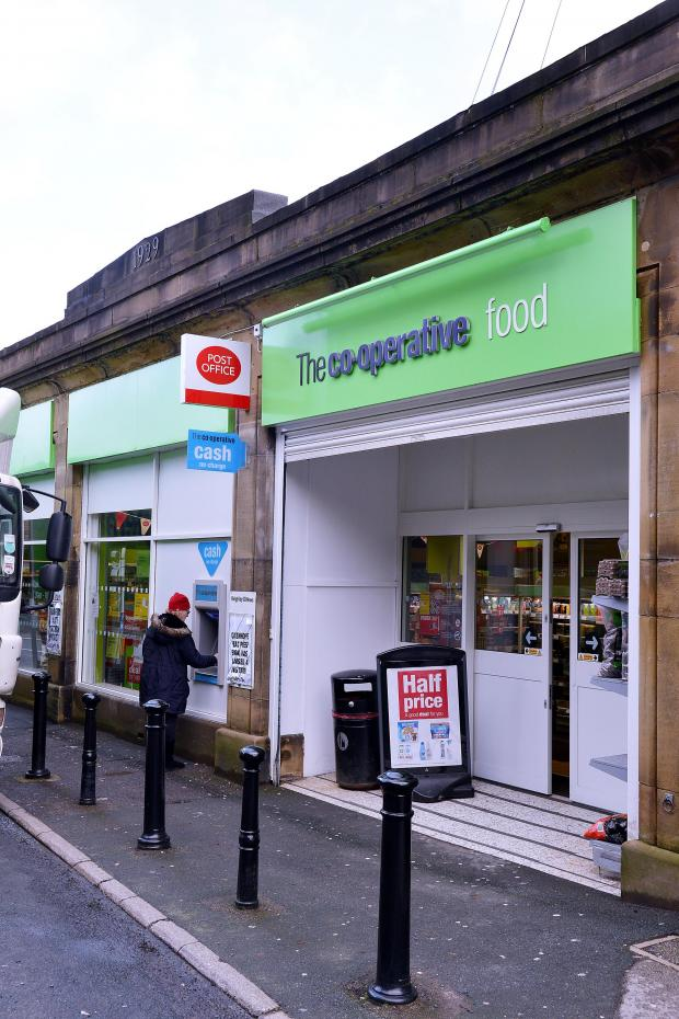 Keighley News: The Co-op in Oxenhope