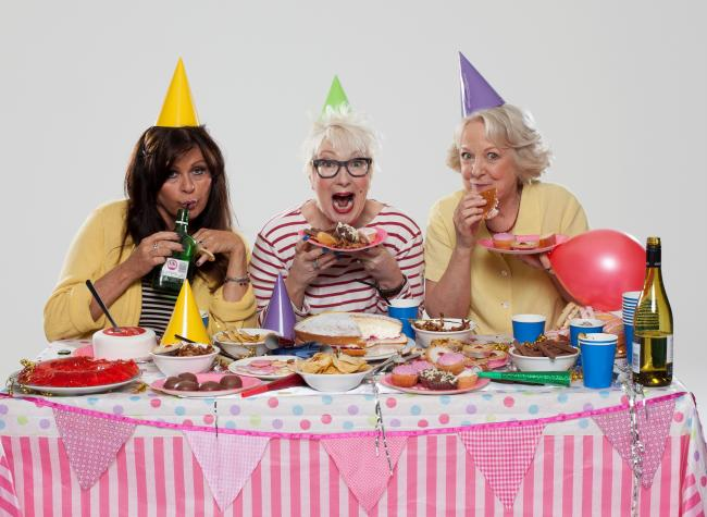 Grumpy Old Women are back for a new show at the Leeds City Varieties