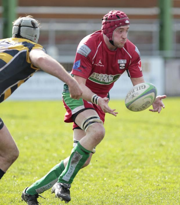 Keighley News: Stuart Inman is fit again after a shoulder injury