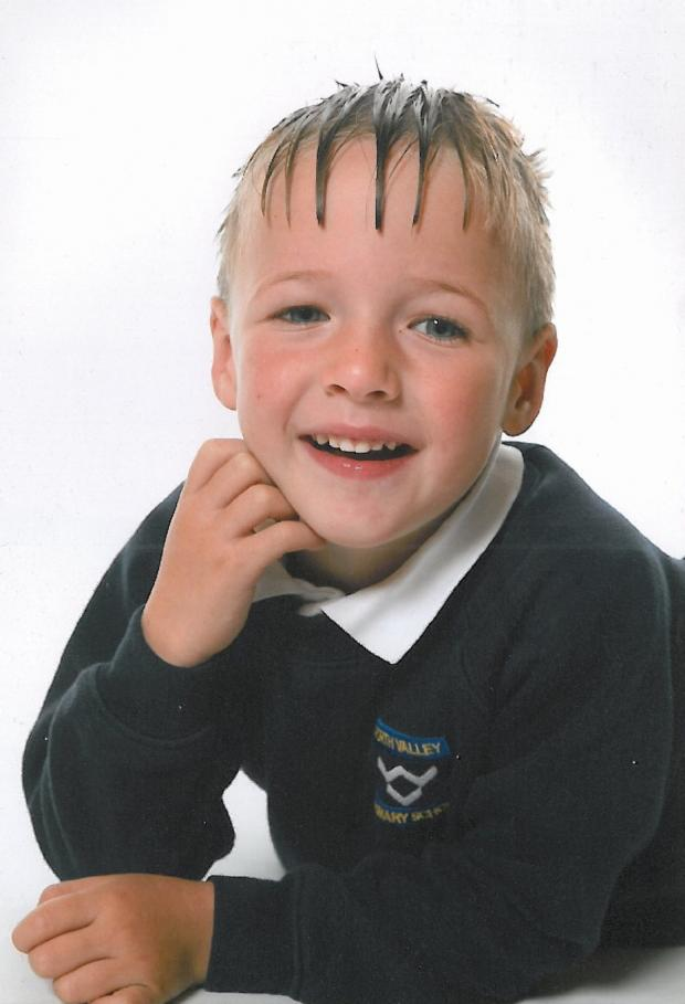 Keighley News: Man who admitted savage murder of Riley Turner, 4, is sentenced to life