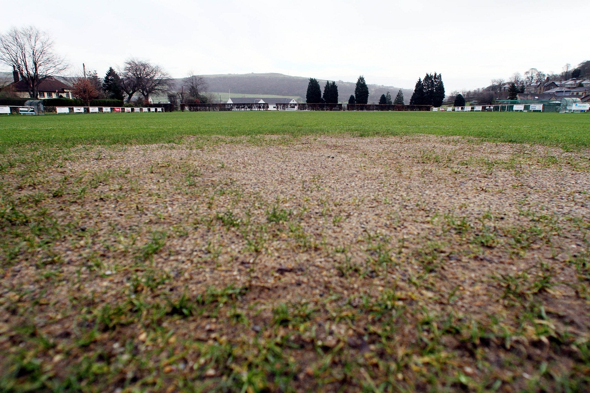 Silsden are fed up of suffering the same postponement fate as their neighbours Steeton, pictured