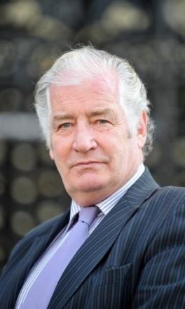 Councillor Michael Kelly, who has died at the age of 70