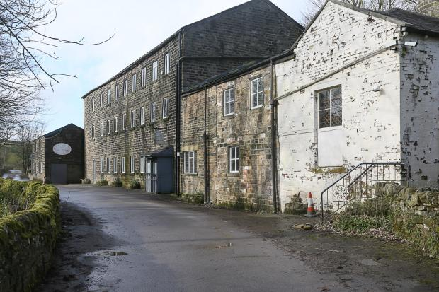 Ponden Mill near Stanbury, which could be transformed into an outdoor pursuits centre