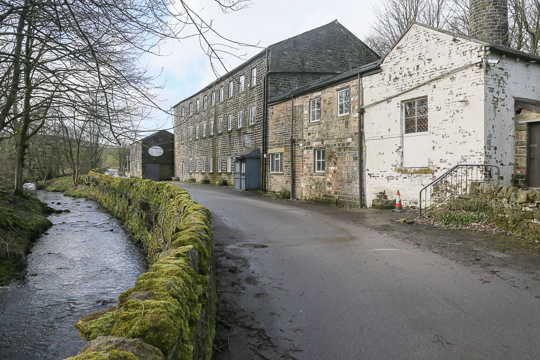 Ponden Mill, near Stanbury, which is the subject of a planning application