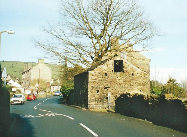 Concerns have been expressed about the historic Madge Bank barn in Crosshills Road, Cononley
