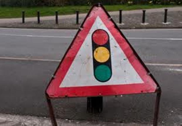 Temporary traffic lights to be installed in Keighley main road as work starts on sewer scheme