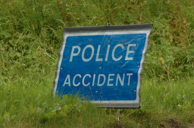 Two lorries involved in accident in Halifax