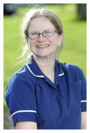 Airedale Hospital urology specialist Nona Toothill is runner-up