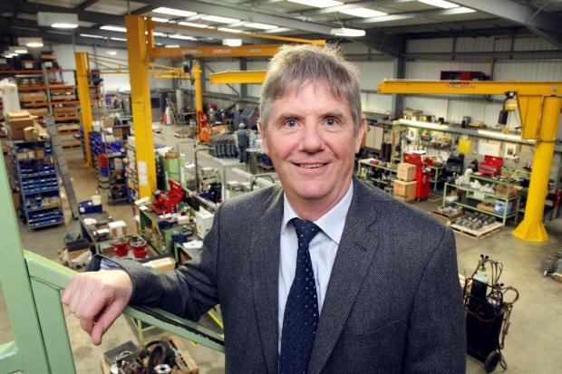 Advanced Actuators joint managing director Stephen Lund