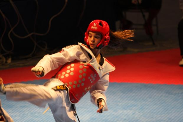 Leah Moorby strikes gold in Liverpool