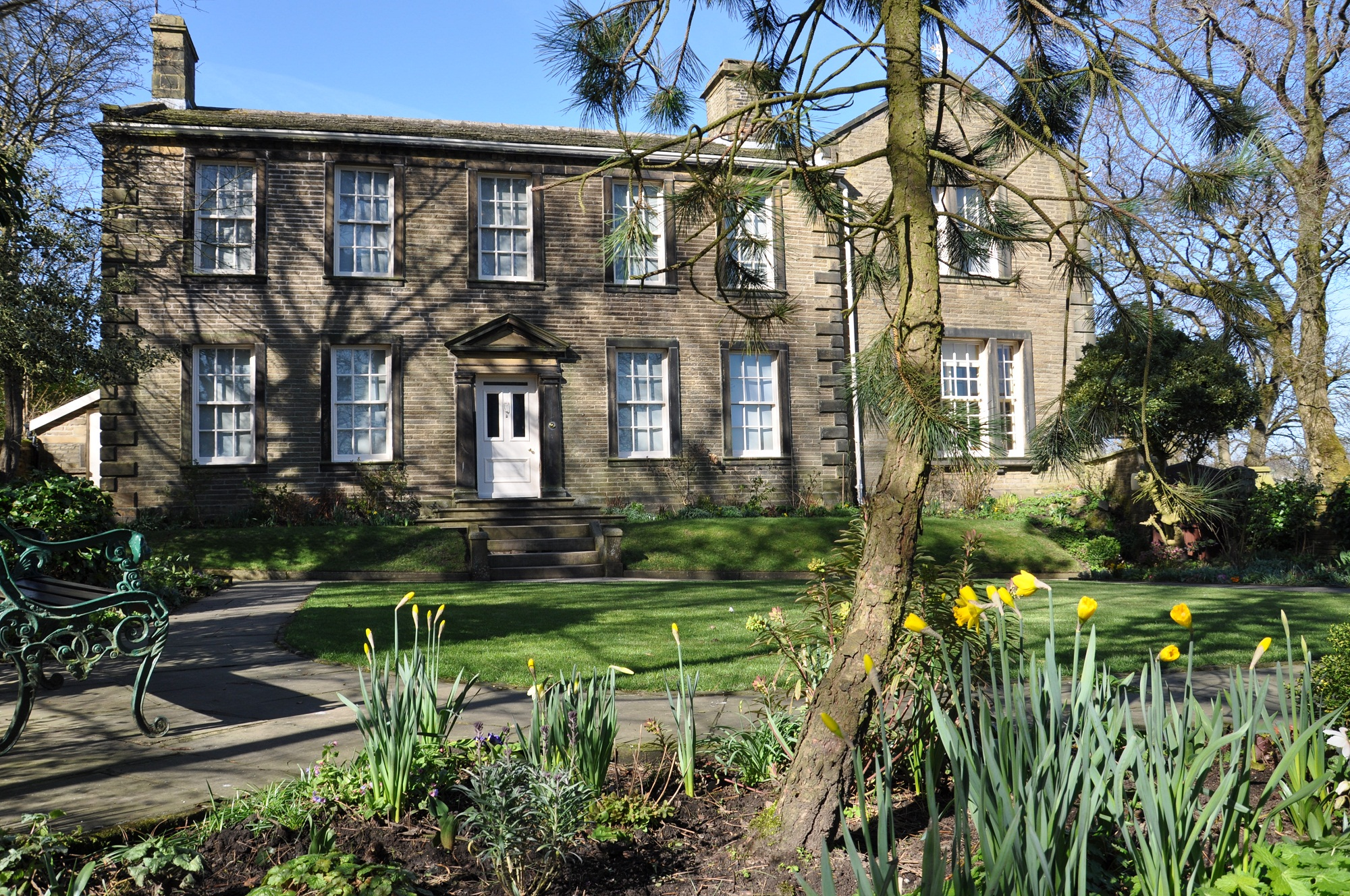 Haworth Bronte Parsonage Museum, which is advertising for three new jobs