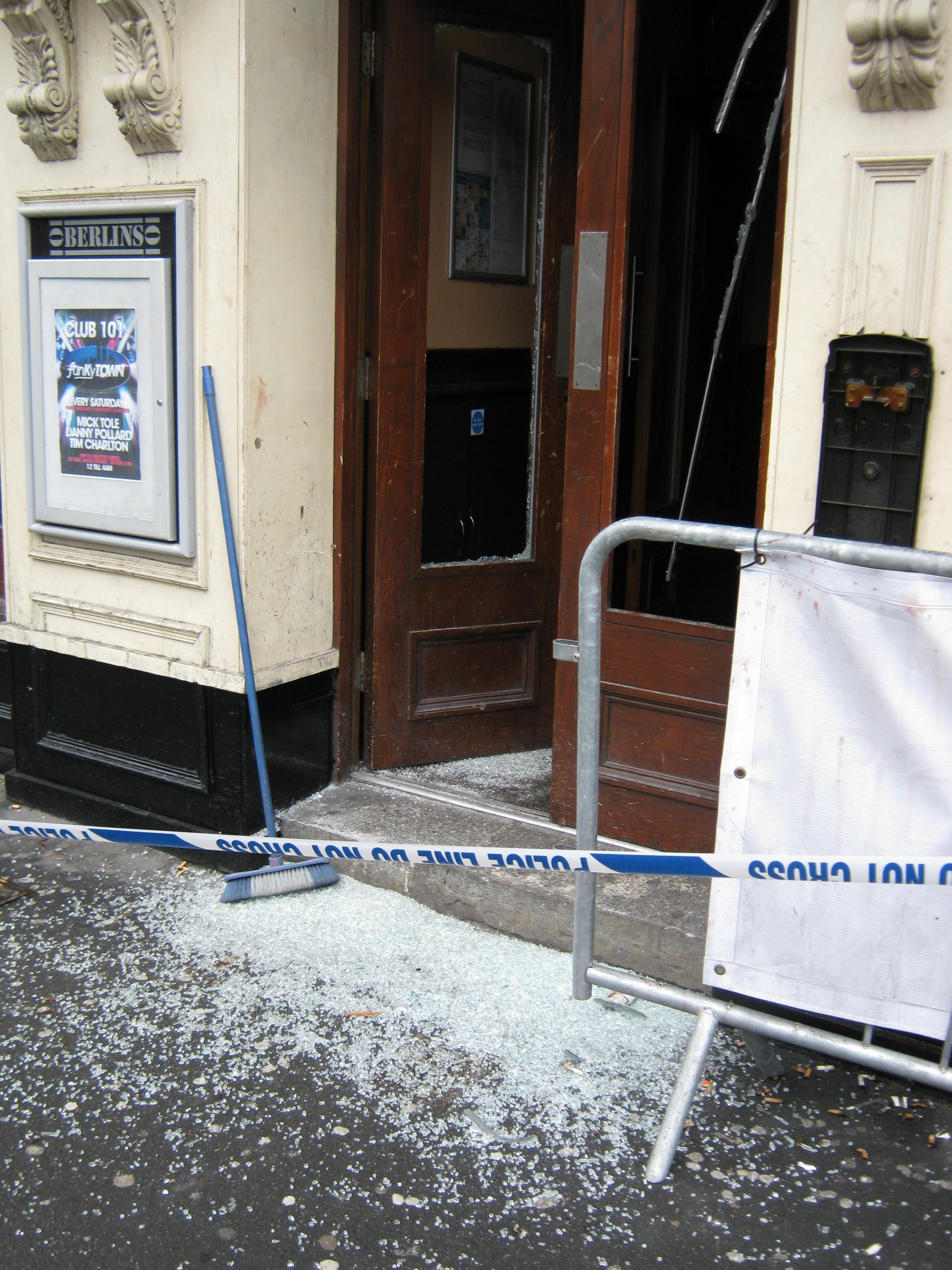 Man is injured in Keighley bar incident