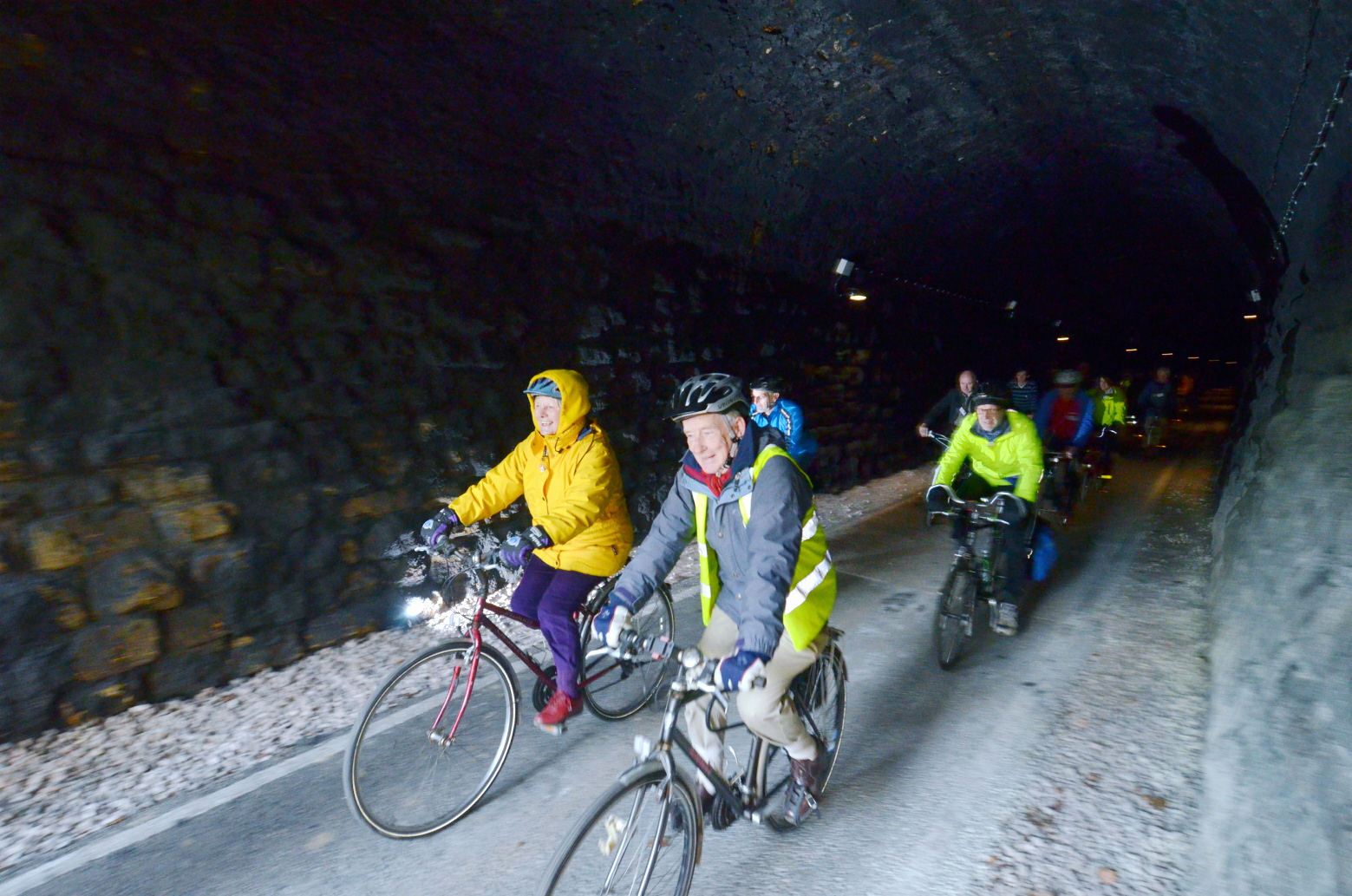 Cullingworth to Queensbury ycle tunnel 'would be the longest in Europe'