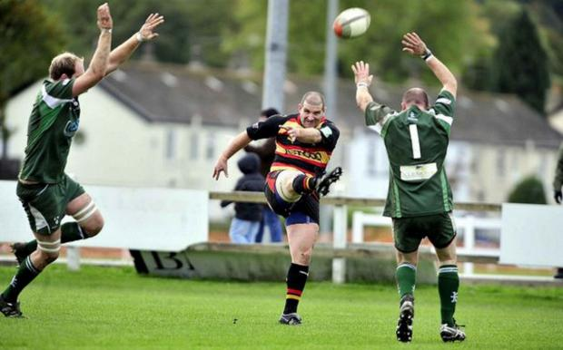 Keighley News: Stuart Dixon could retain his place at fly half for Bradford & Bingley against Burnage