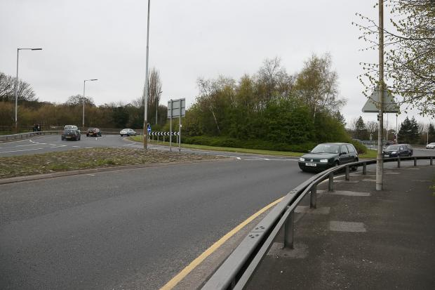 Hard Ings roundabout will not be getting traffic lights in the next 12 months