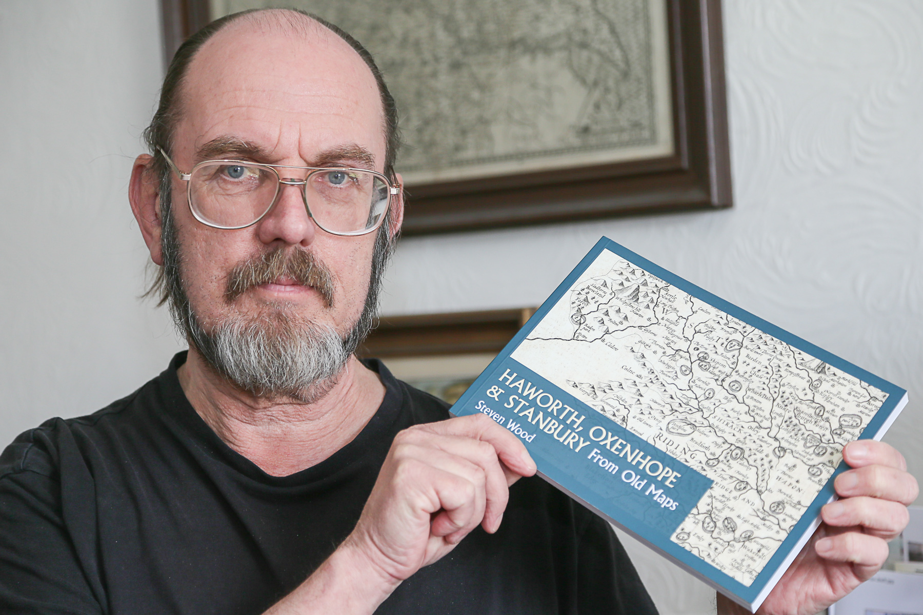 Book maps out history of Haworth
