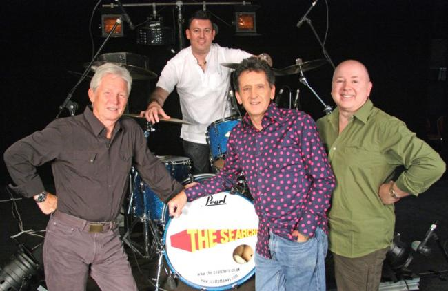 The Searchers, who will be performing at King's Hall in Ilkley on April 25