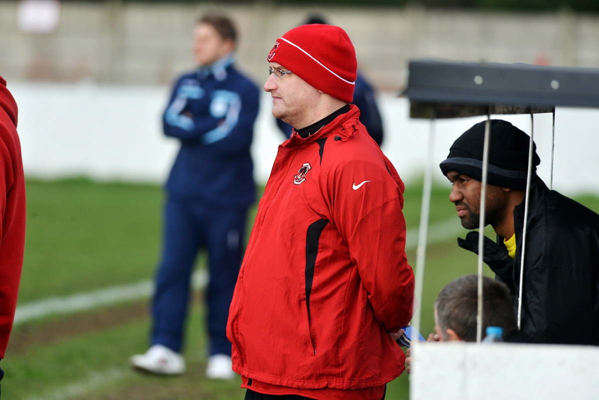 Andy Patterson, caretaker-manager at Thackley, finishes his campaign with a mid-table match at Parkgate
