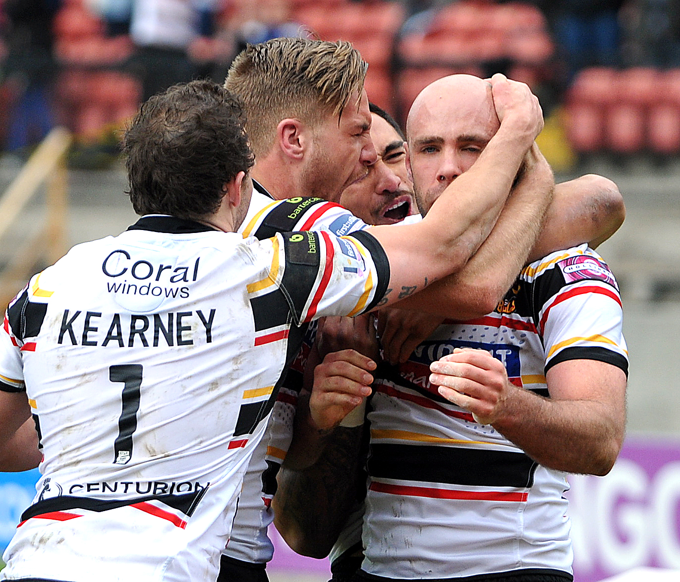 It's Warr! But fans can be our secret weapon in Cup battle, says Bradford Bulls coach