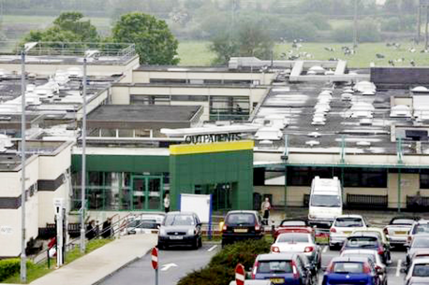 Airedale Hospital, whose staff have issued an appeal for relatives of Alfred Levins to come forward