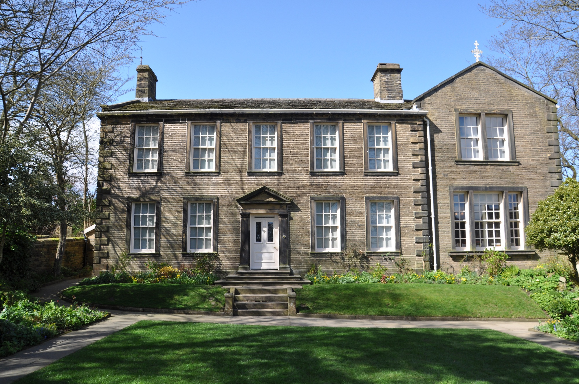 Bronte Parsonage is a tourist hotspot