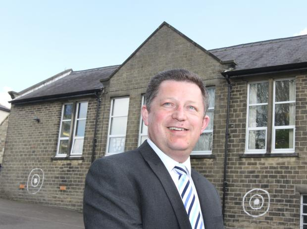 Bradley  Primary School's new headteacher, Barry Rogers, is hoping to improve its fortunes after a 'requires improvement' grade from Ofsted