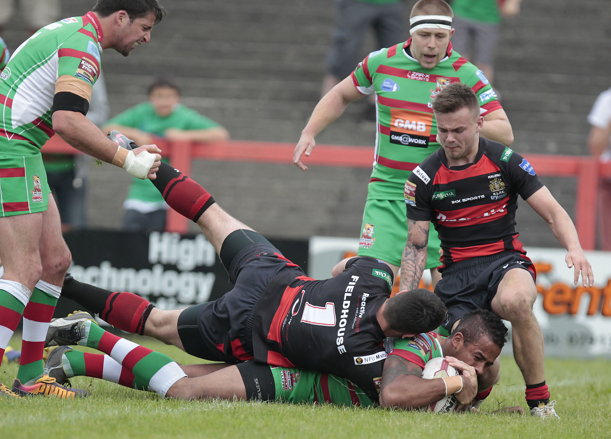 Lack of patience costly as Cougars unbeaten run ends