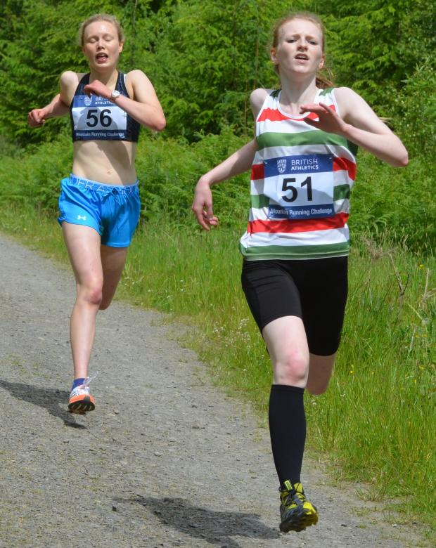 Keighley News: Zara Knappy will make her Great Britain & Northern Ireland mountain running debut next month