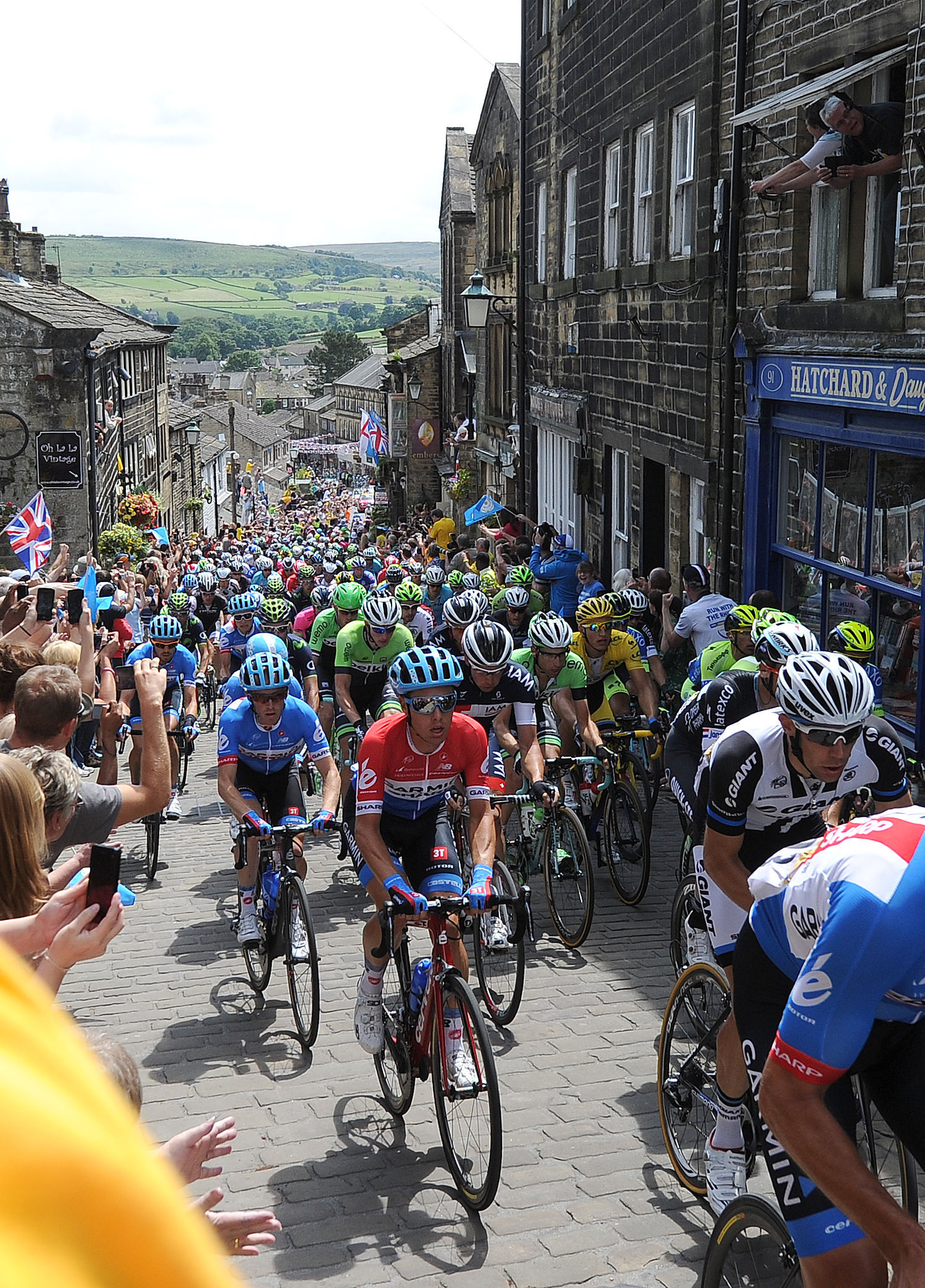 Keighley News: Haworth 2