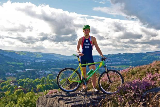 Keighley News: Tom Linton-Neal has been selected for the World Championships before he competes in Hawaii