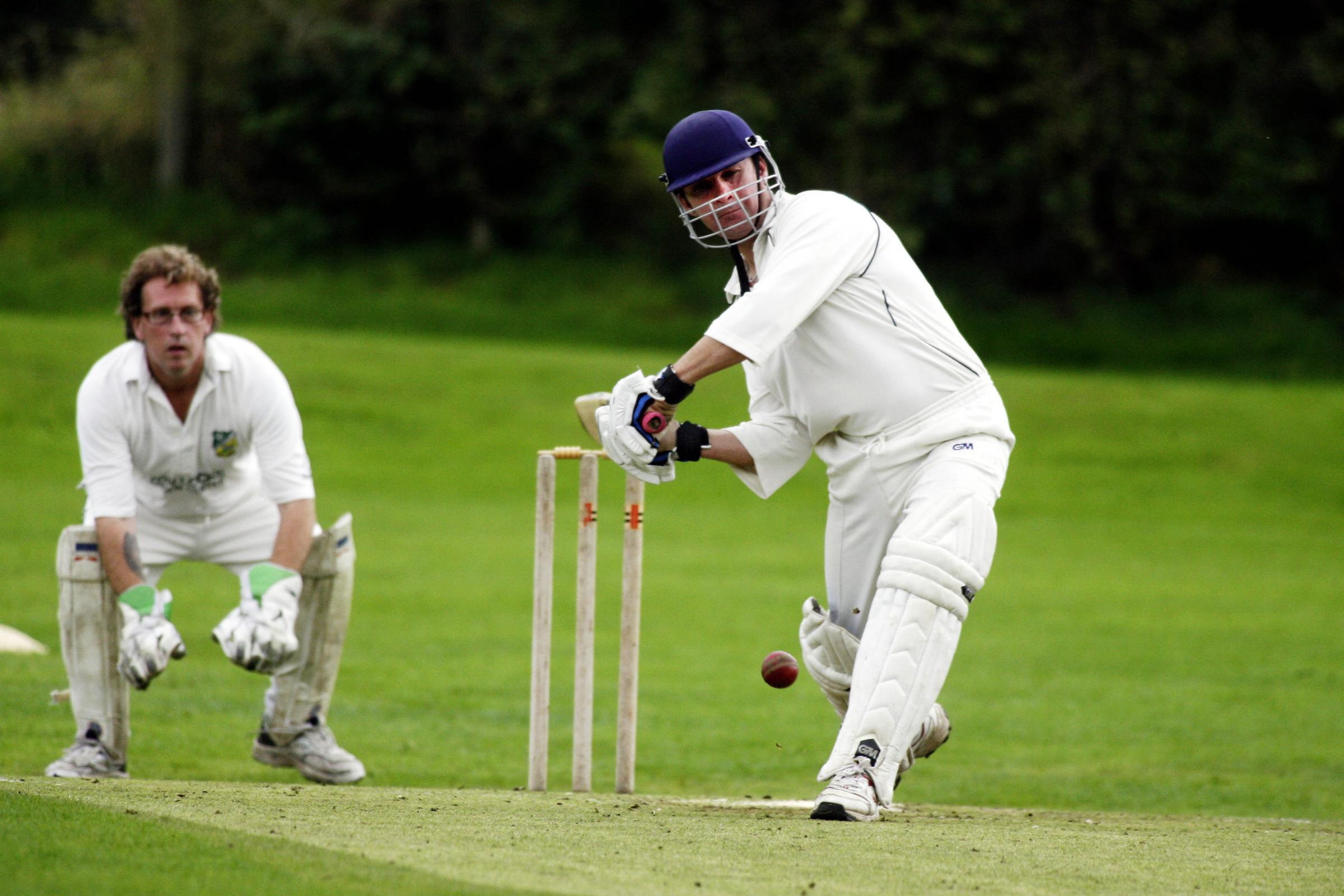 Adie Powis made 26 for Cullingworth