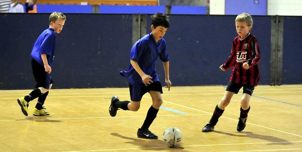 Futsal will make its Skipton debut this weekend