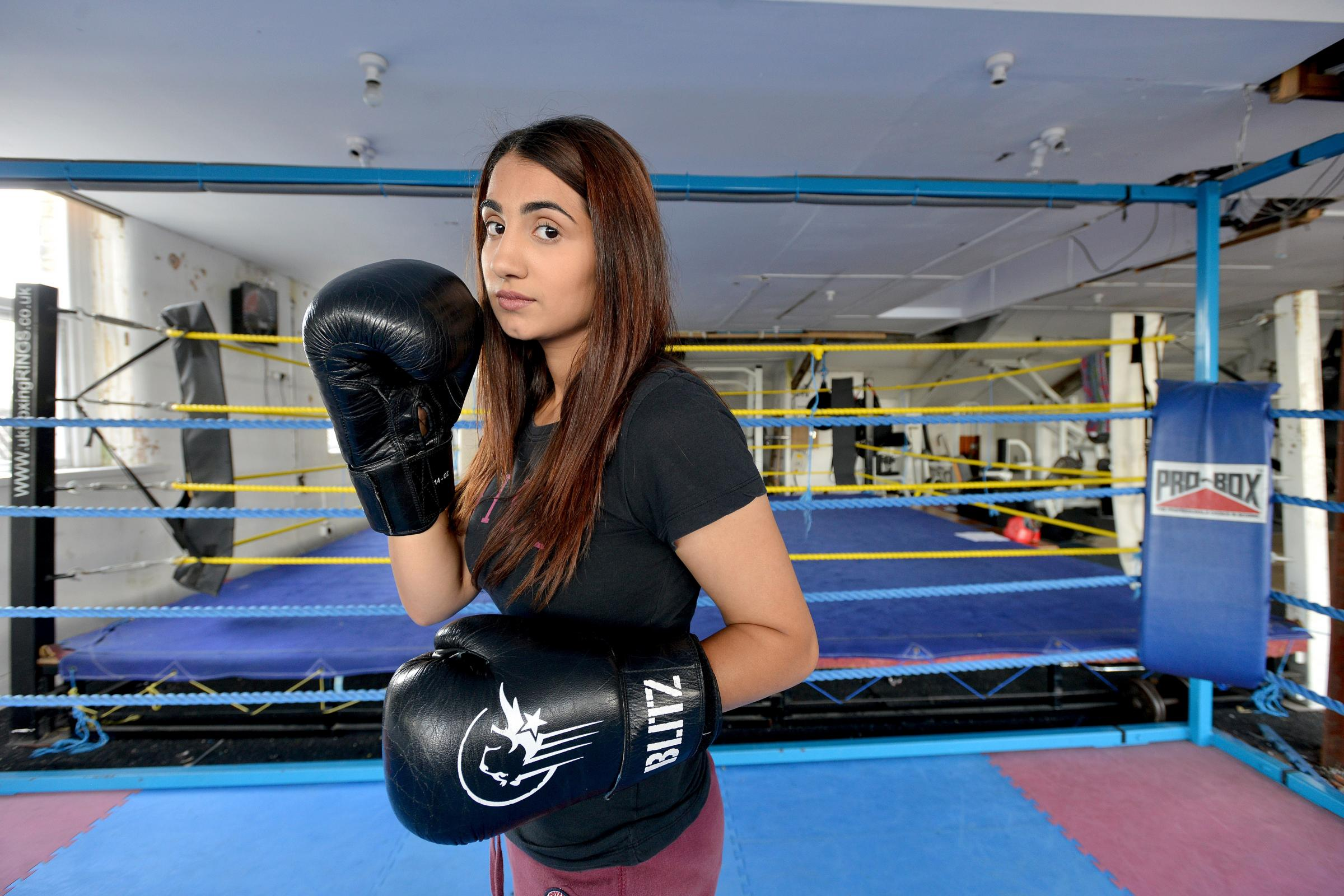 First ever female boxer – Ambreen Sadiq from Keighley – will have her story told on stage