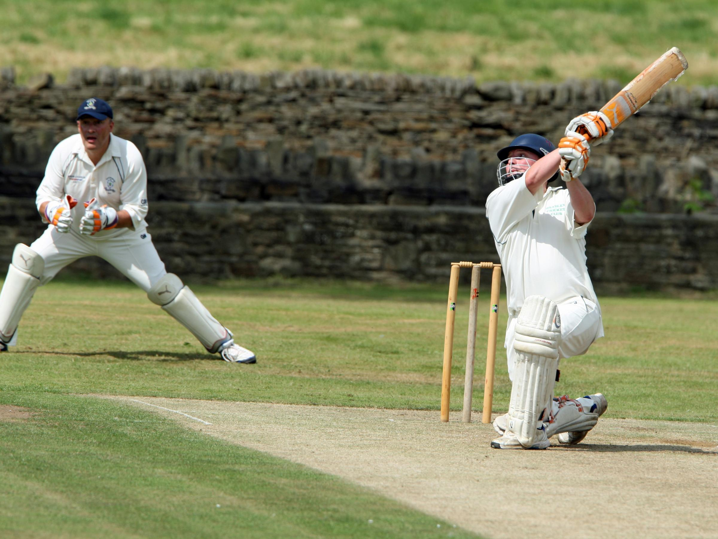 Oakworth batsmen batter Riddlesden into submission to stay top of Craven League