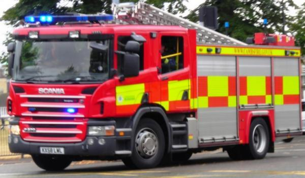 Temporary fire crews attend two K