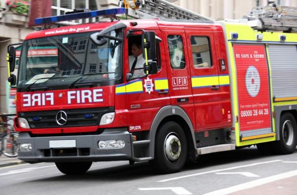 Boy, 4, dies in Keighley house fire
