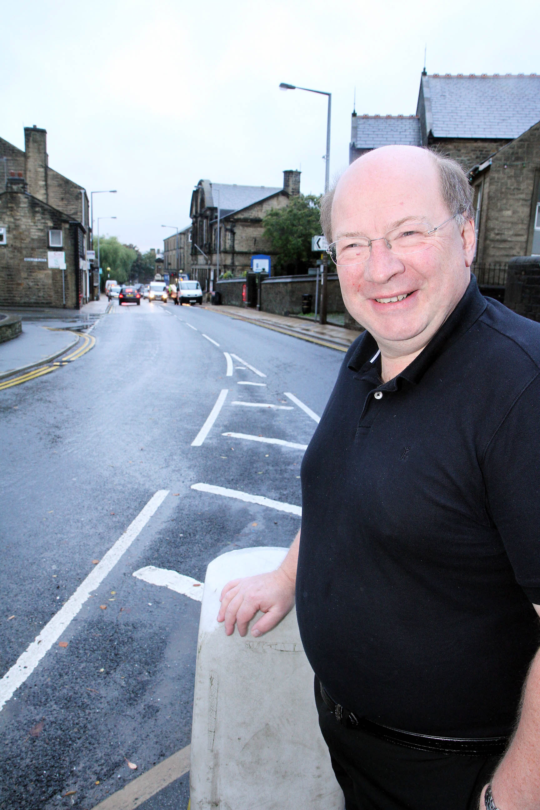 Gas pipe disruption must be endured by Silsden people, says councillor