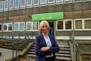 Jobcentre Plus relationship manager for Bradford, Sue Webster