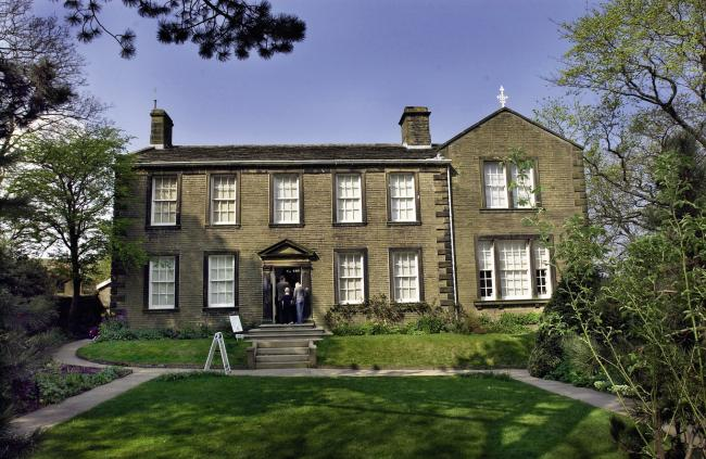 Bronte Parsonage Museum, which features in a new ghost novel