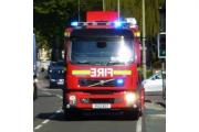 Keighley, Silsden and Bingley firefighters race to bathroom blaze in Lawkholme