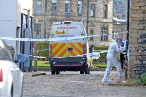 Inquest opens into death of man found stabbed outside flats in Keighley