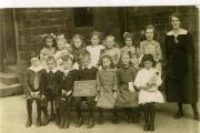 A Stanbury Council School class of 1919