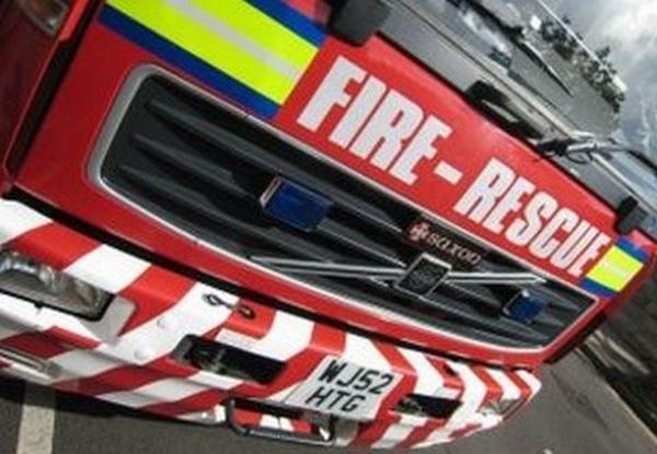 Toaster fire damages flat in Keighley