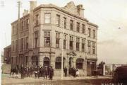 The new Cavendish Hotel in the early 1900s