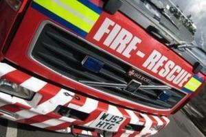 Silsden home damaged after fire destroys nearby shed