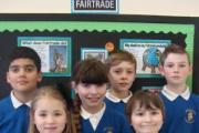 The Eco Team at St Joseph's Primary  School in Keighley