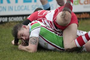Keighley Cougars roar into quarter-finals against Lions